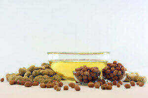 Dau lac Peanut oil